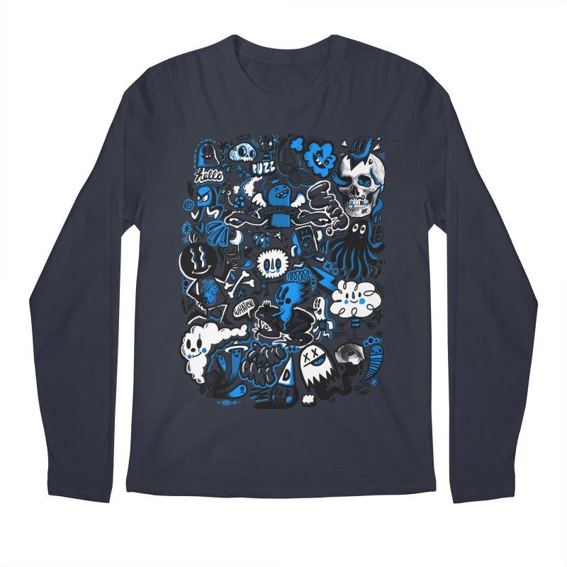 Strange & Unusual Men's Longsleeve T-Shirt by wotto's Artist Shop