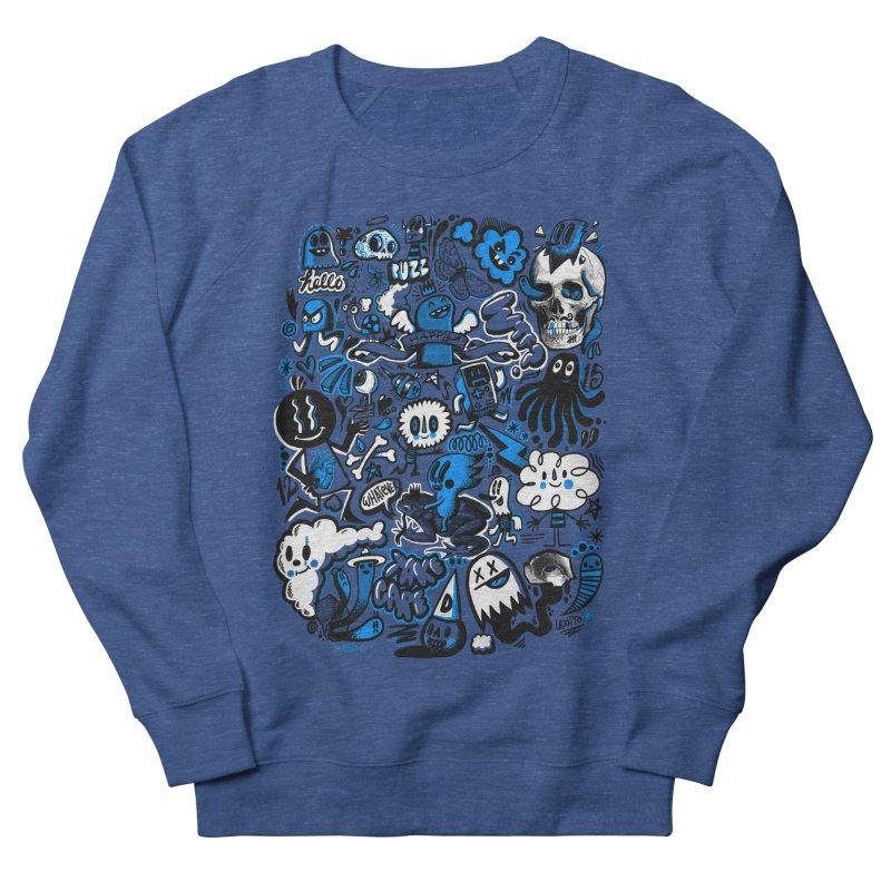 Strange & Unusual Men's Sweatshirt by wotto's Artist Shop