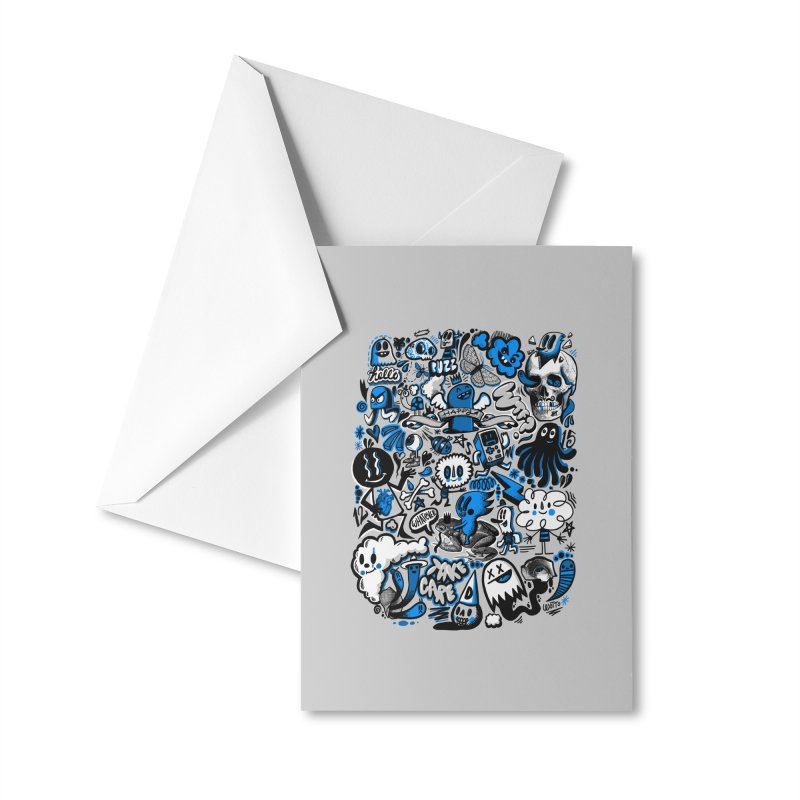 Strange & Unusual Accessories Greeting Card by wotto's Artist Shop