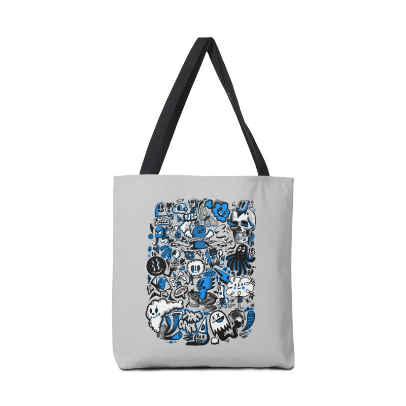 Strange & Unusual Accessories Bag by wotto's Artist Shop