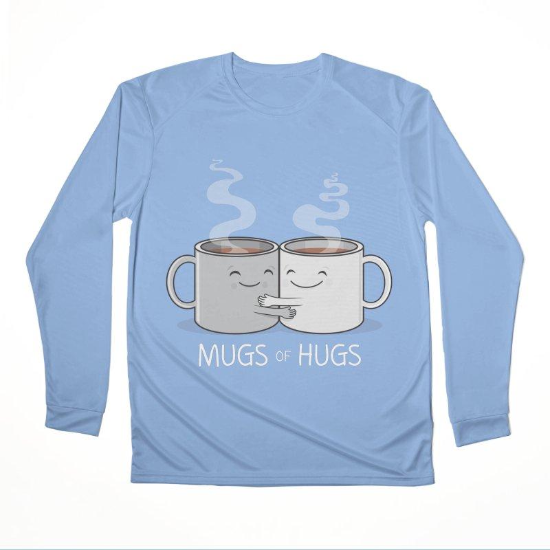 Mugs of Hugs Men's Longsleeve T-Shirt by wotto's Artist Shop