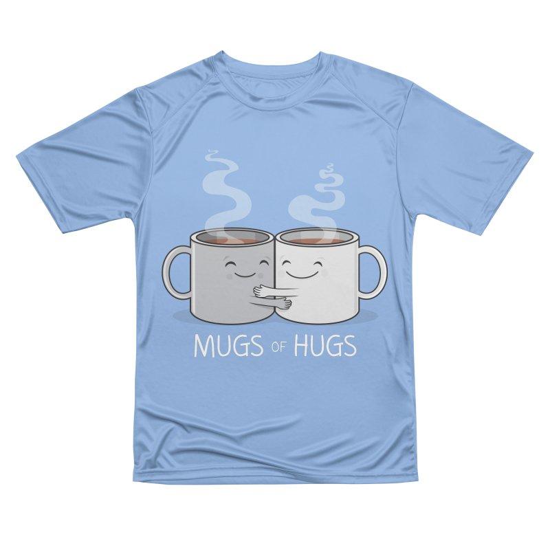 Mugs of Hugs Women's T-Shirt by wotto's Artist Shop