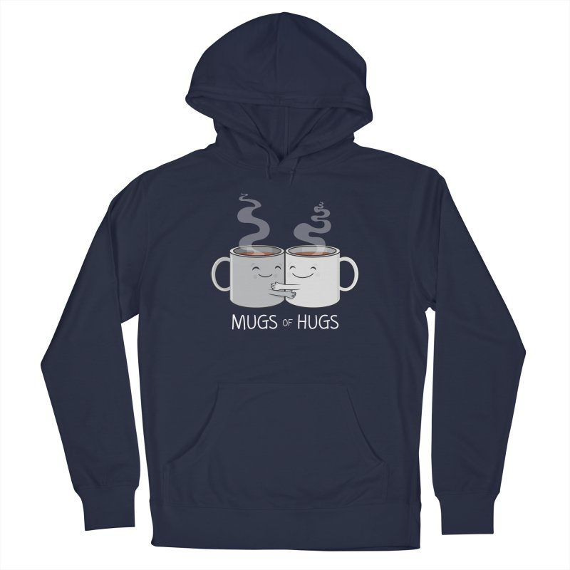 Mugs of Hugs Women's French Terry Pullover Hoody by wotto's Artist Shop