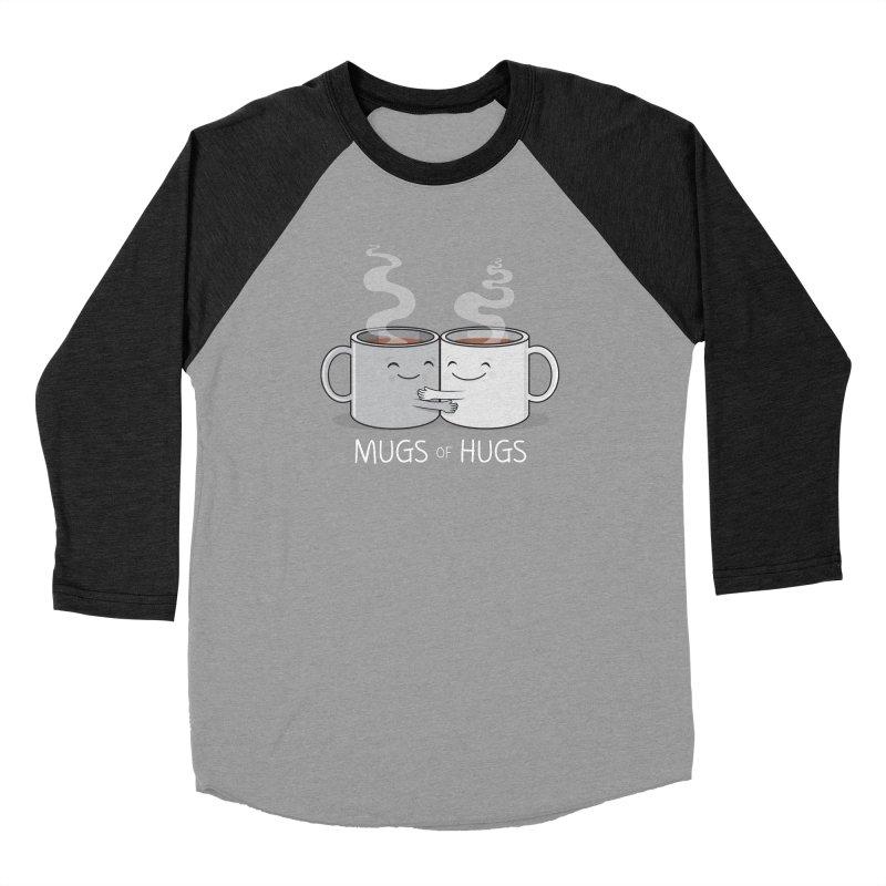 Mugs of Hugs Women's Baseball Triblend Longsleeve T-Shirt by wotto's Artist Shop