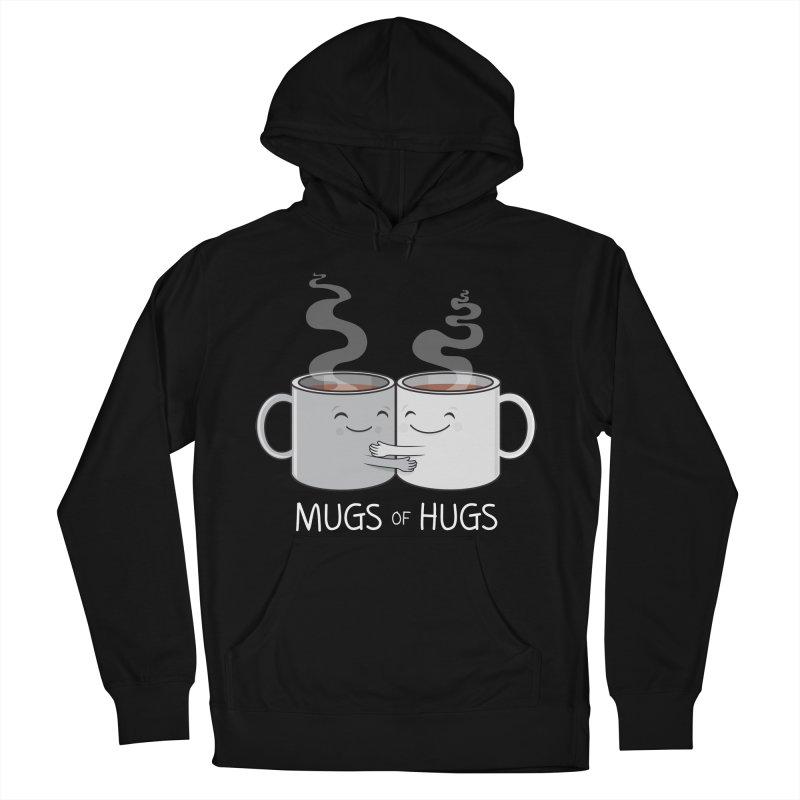 Mugs of Hugs Men's Pullover Hoody by wotto's Artist Shop
