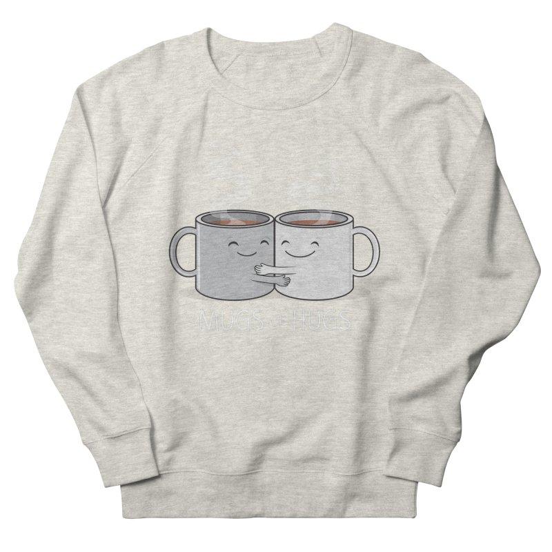 Mugs of Hugs Men's French Terry Sweatshirt by wotto's Artist Shop