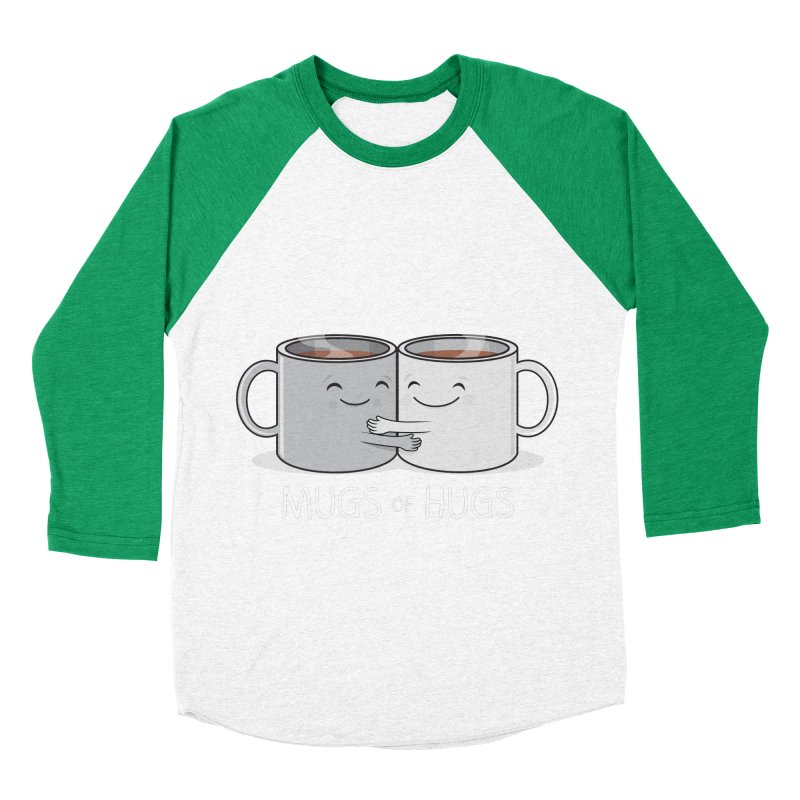 Mugs of Hugs Women's Baseball Triblend T-Shirt by wotto's Artist Shop