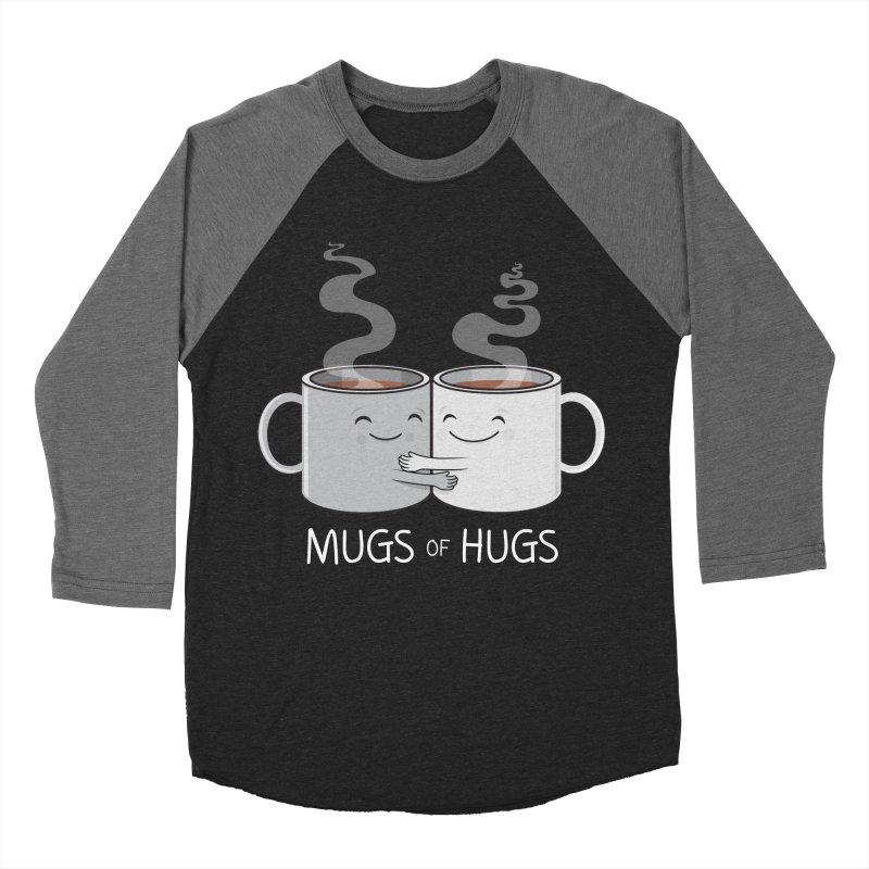 Mugs of Hugs Men's Baseball Triblend T-Shirt by wotto's Artist Shop