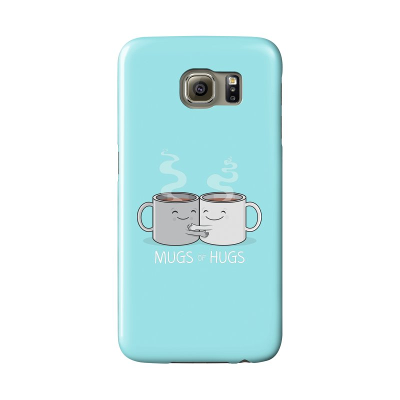 Mugs of Hugs Accessories Phone Case by wotto's Artist Shop