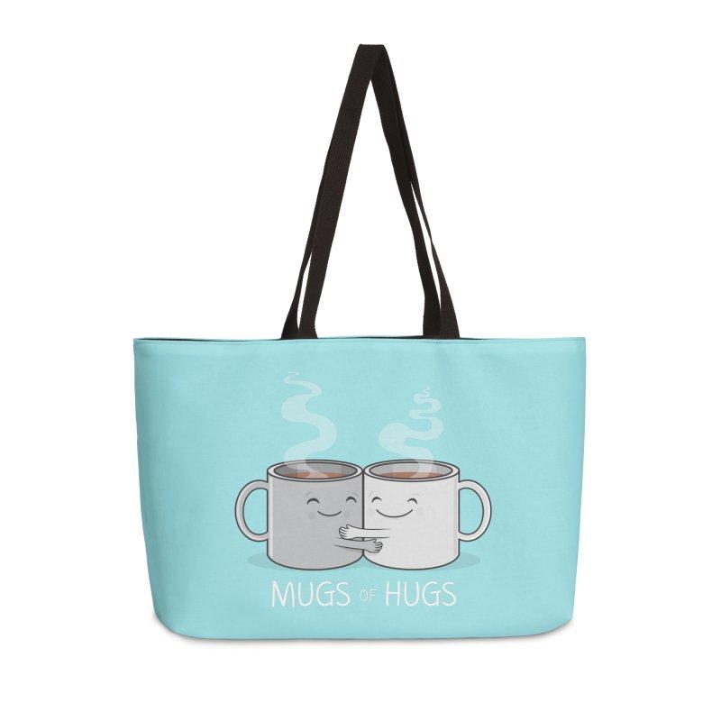 Mugs of Hugs Accessories Weekender Bag Bag by wotto's Artist Shop