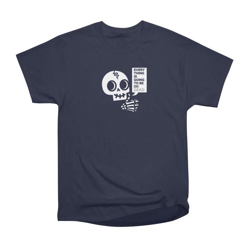 Not OK Women's Heavyweight Unisex T-Shirt by wotto's Artist Shop