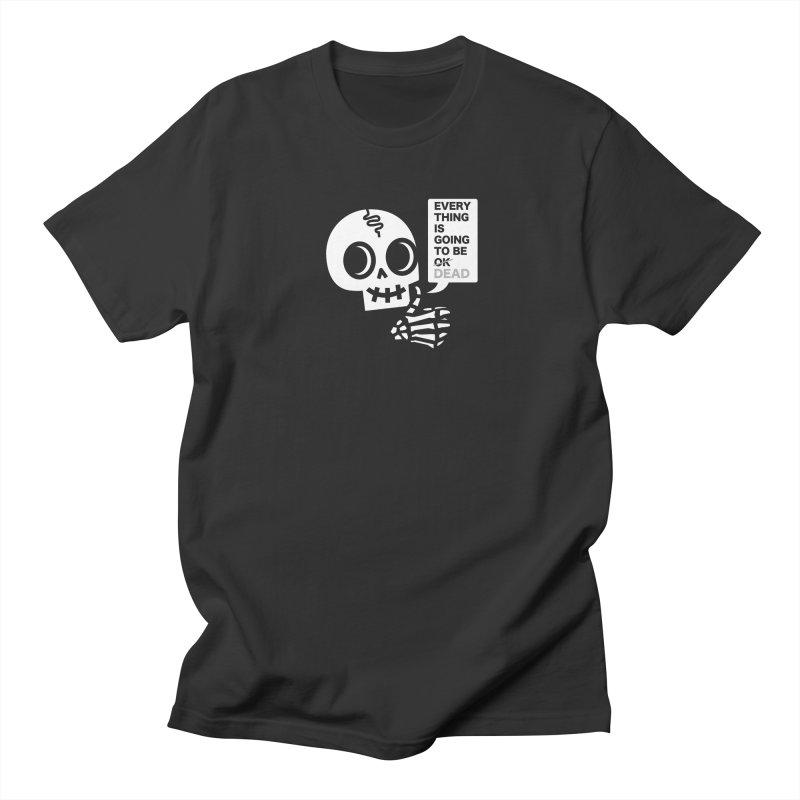 Not OK Men's T-Shirt by wotto's Artist Shop