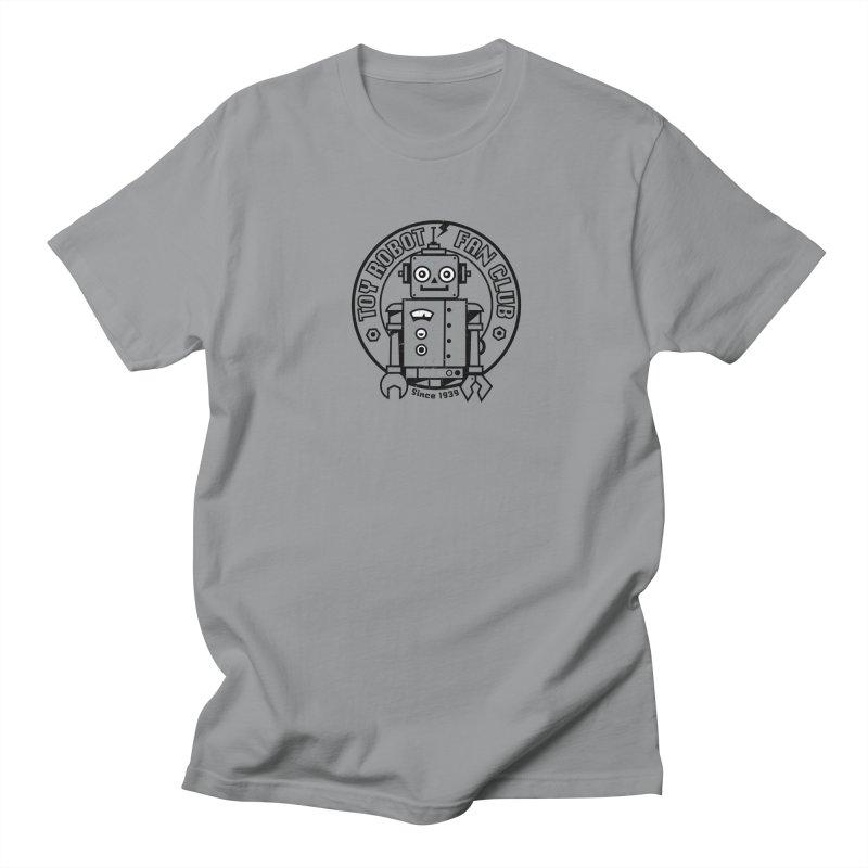 Toy Robot Fan Club Women's Unisex T-Shirt by wotto's Artist Shop
