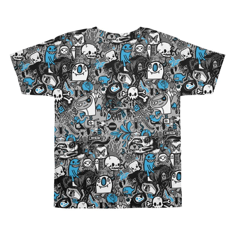 Guilty Pleasures Men's All Over Print by wotto's Artist Shop