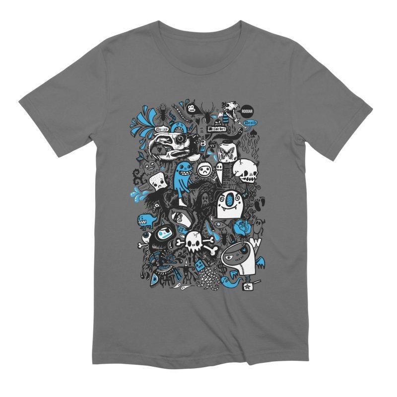 Guilty Pleasures Men's T-Shirt by wotto's Artist Shop