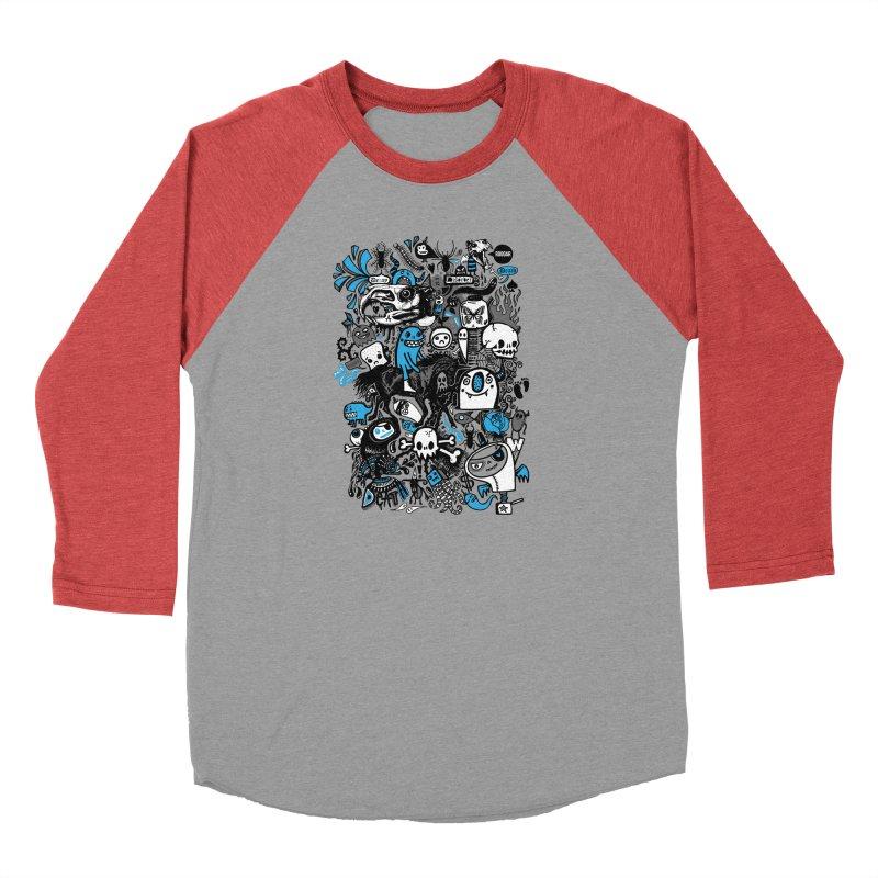 Guilty Pleasures Men's Longsleeve T-Shirt by wotto's Artist Shop