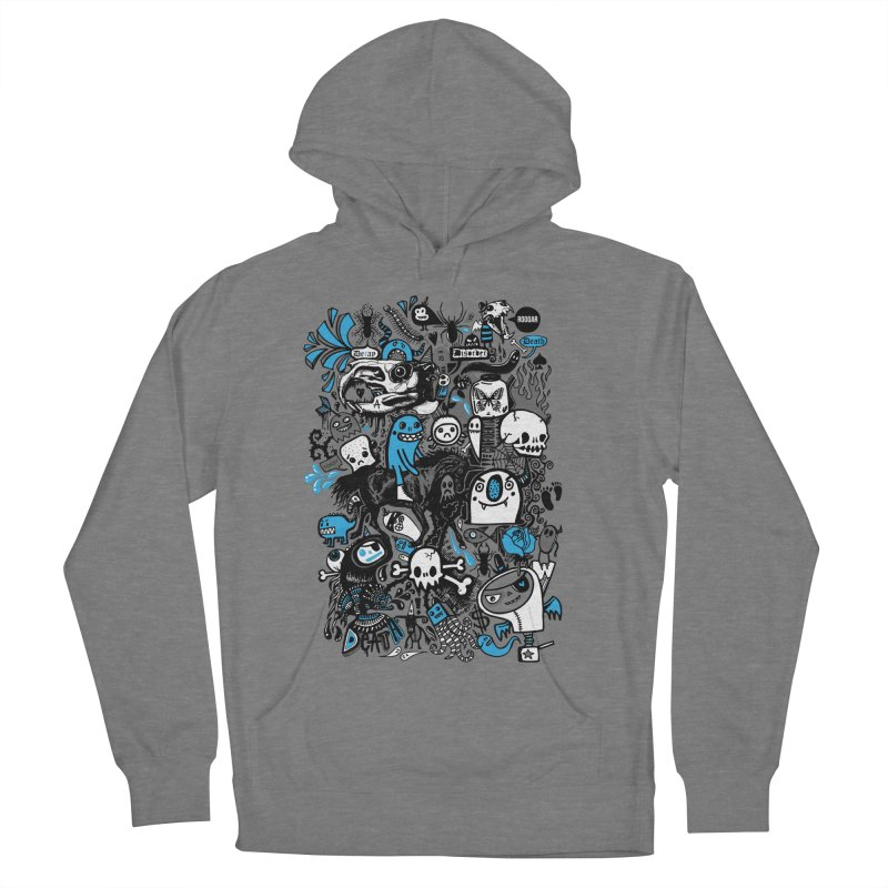 Guilty Pleasures Women's French Terry Pullover Hoody by wotto's Artist Shop