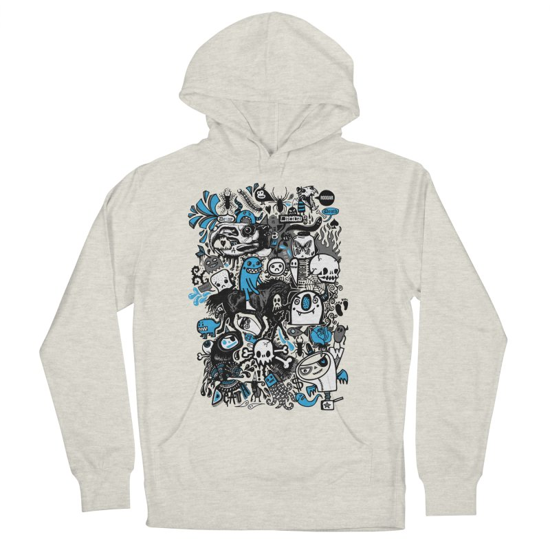 Guilty Pleasures Men's French Terry Pullover Hoody by wotto's Artist Shop