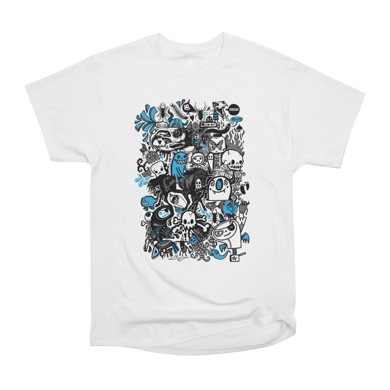 Guilty Pleasures Men's T-Shirt by wotto's Artist Shop