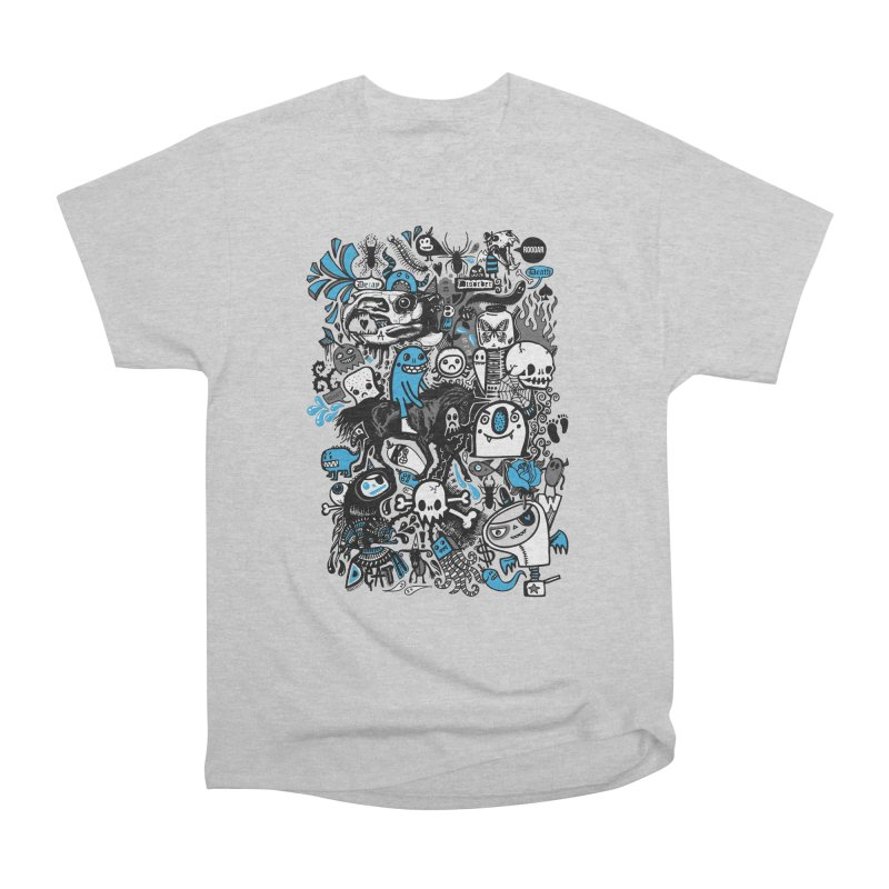 Guilty Pleasures Men's Heavyweight T-Shirt by wotto's Artist Shop