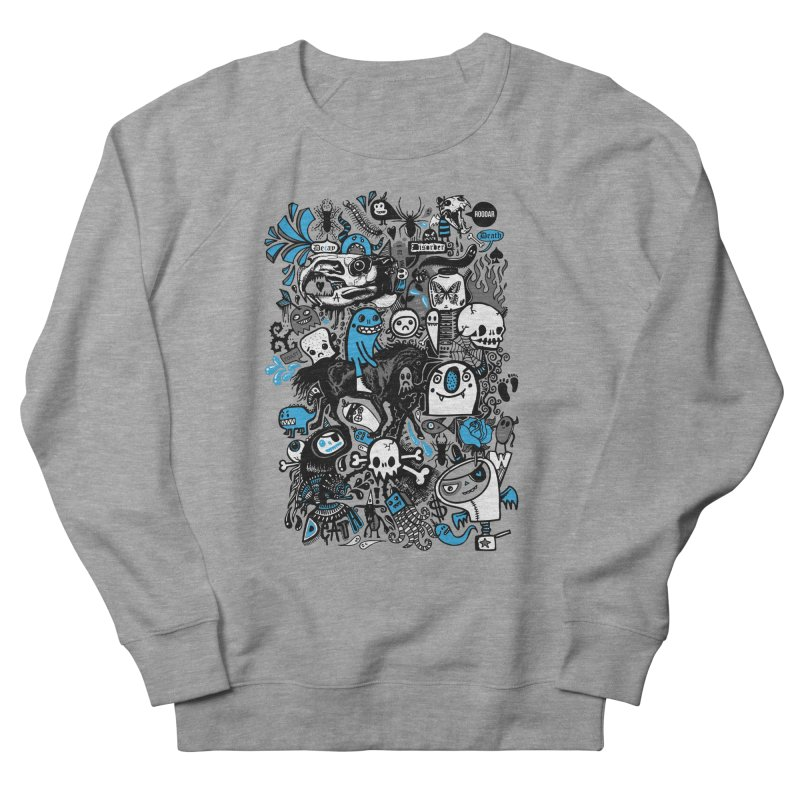 Guilty Pleasures Women's French Terry Sweatshirt by wotto's Artist Shop