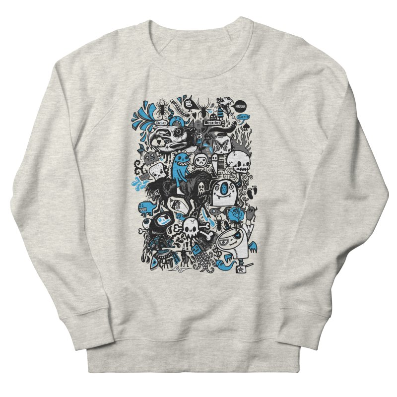 Guilty Pleasures Women's Sweatshirt by wotto's Artist Shop
