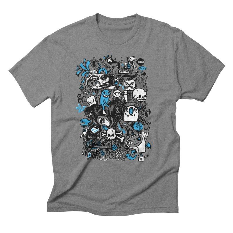 Guilty Pleasures Men's Triblend T-Shirt by wotto's Artist Shop