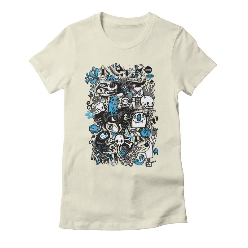 Guilty Pleasures Women's T-Shirt by wotto's Artist Shop