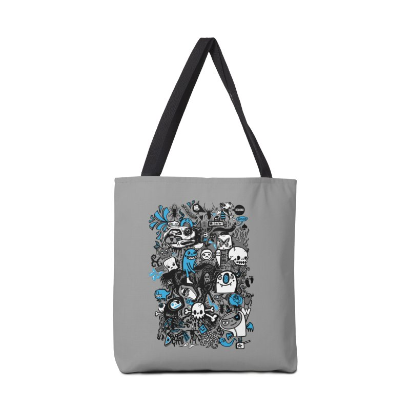 Guilty Pleasures Accessories Tote Bag Bag by wotto's Artist Shop
