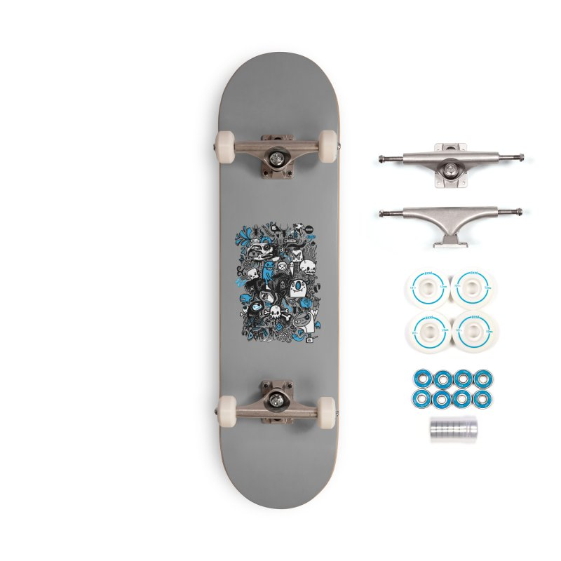 Guilty Pleasures Accessories Complete - Basic Skateboard by wotto's Artist Shop