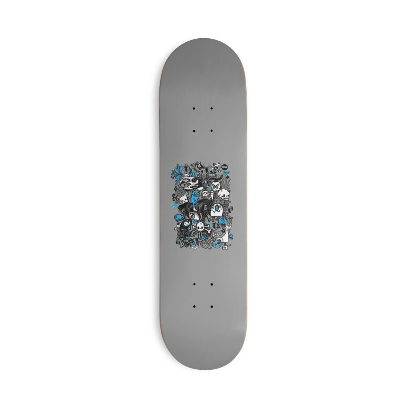 Guilty Pleasures Accessories Skateboard by wotto's Artist Shop