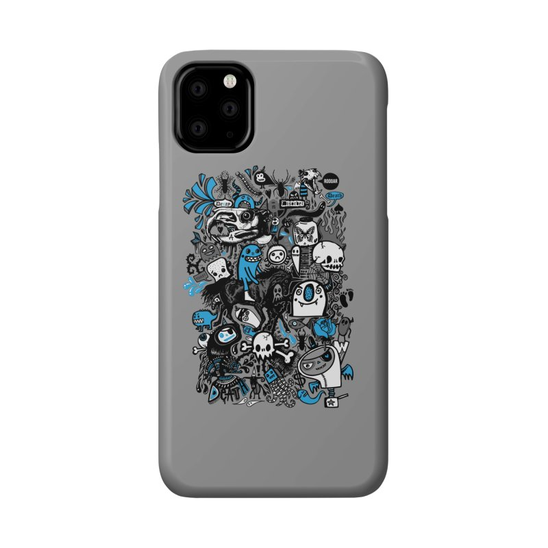 Guilty Pleasures Accessories Phone Case by wotto's Artist Shop