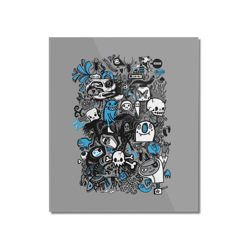 Guilty Pleasures Home Mounted Acrylic Print by wotto's Artist Shop