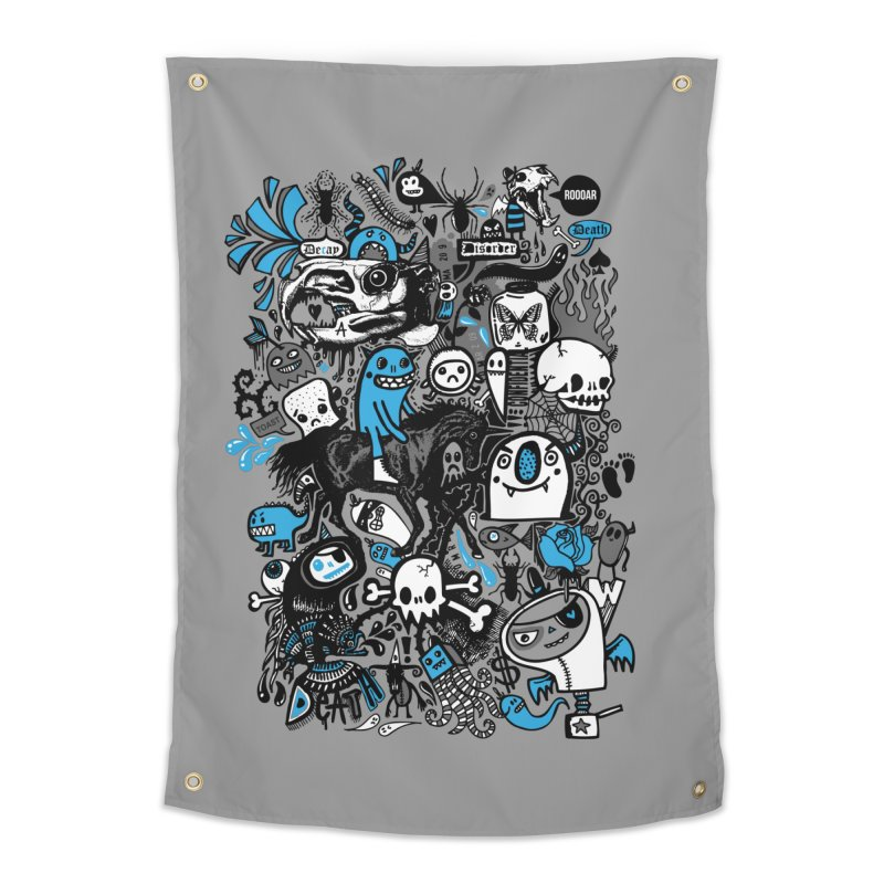 Guilty Pleasures Home Tapestry by wotto's Artist Shop