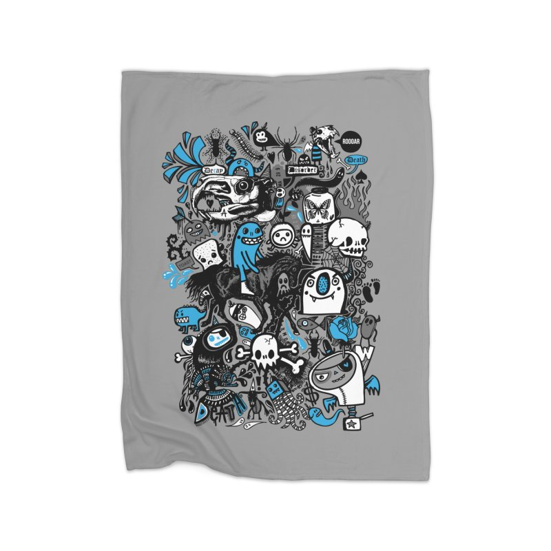 Guilty Pleasures Home Blanket by wotto's Artist Shop