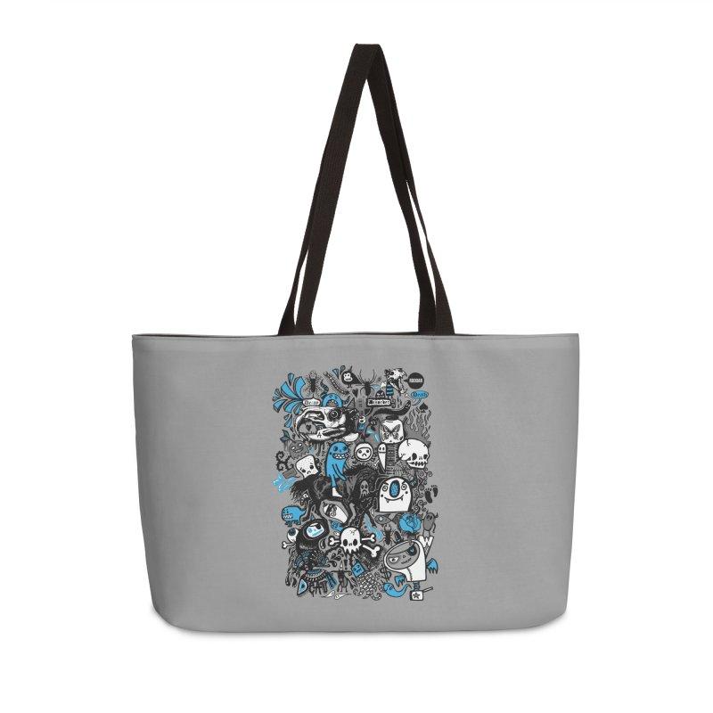 Guilty Pleasures Accessories Weekender Bag Bag by wotto's Artist Shop