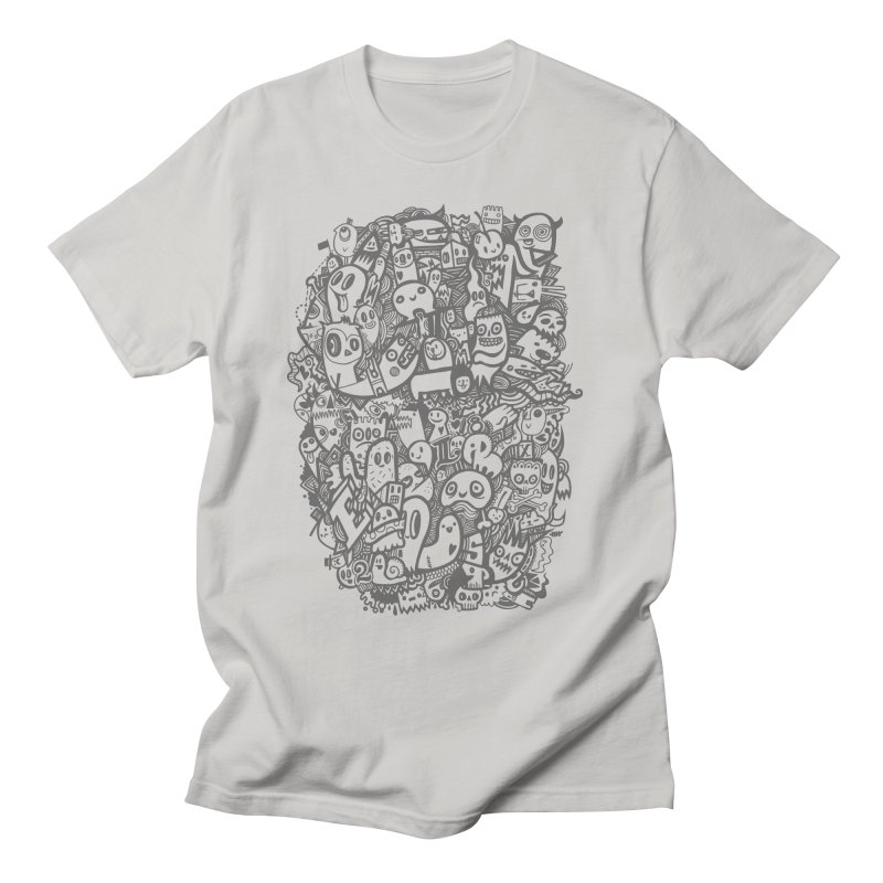 Doodlers Dynasty Men's T-Shirt by wotto's Artist Shop