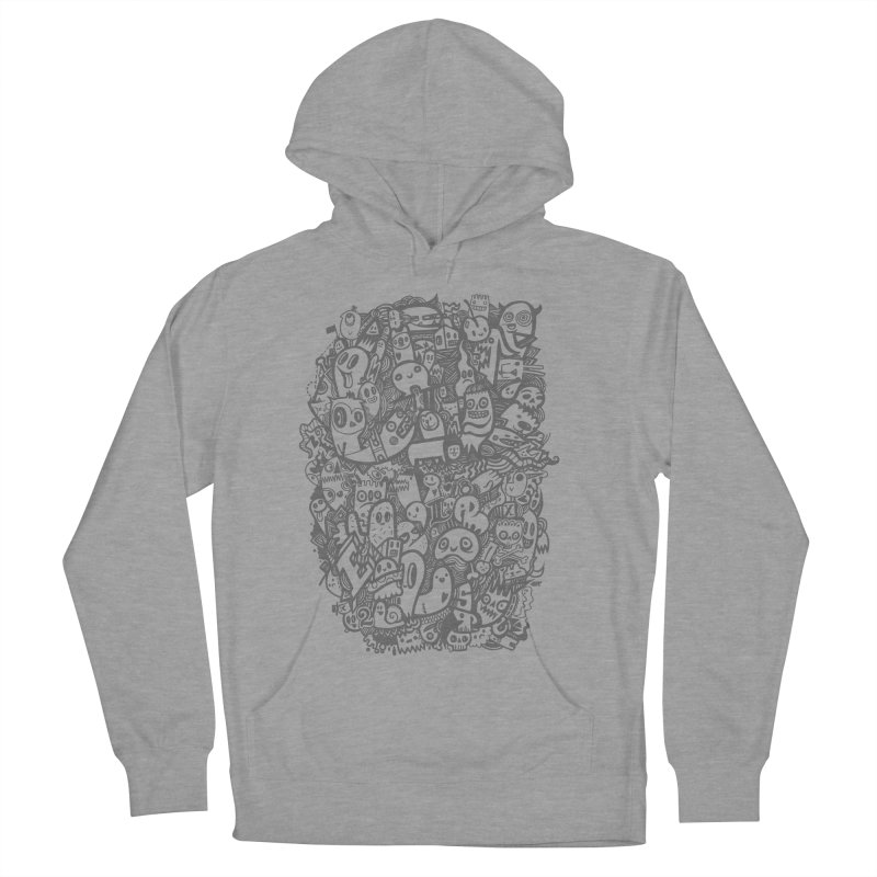 Doodlers Dynasty Men's Pullover Hoody by wotto's Artist Shop