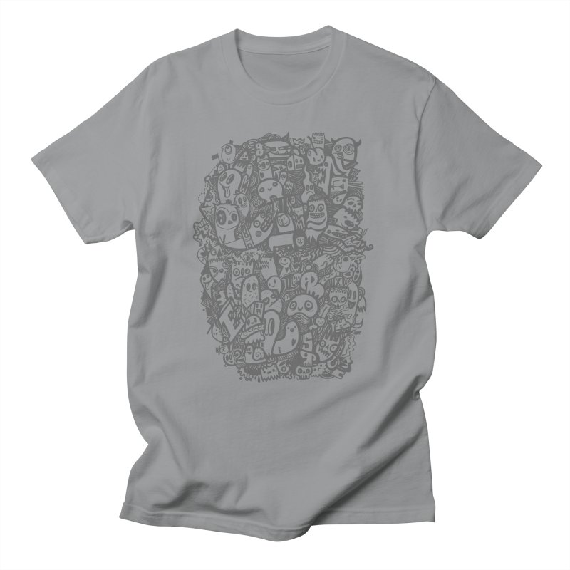 Doodlers Dynasty Women's Unisex T-Shirt by wotto's Artist Shop