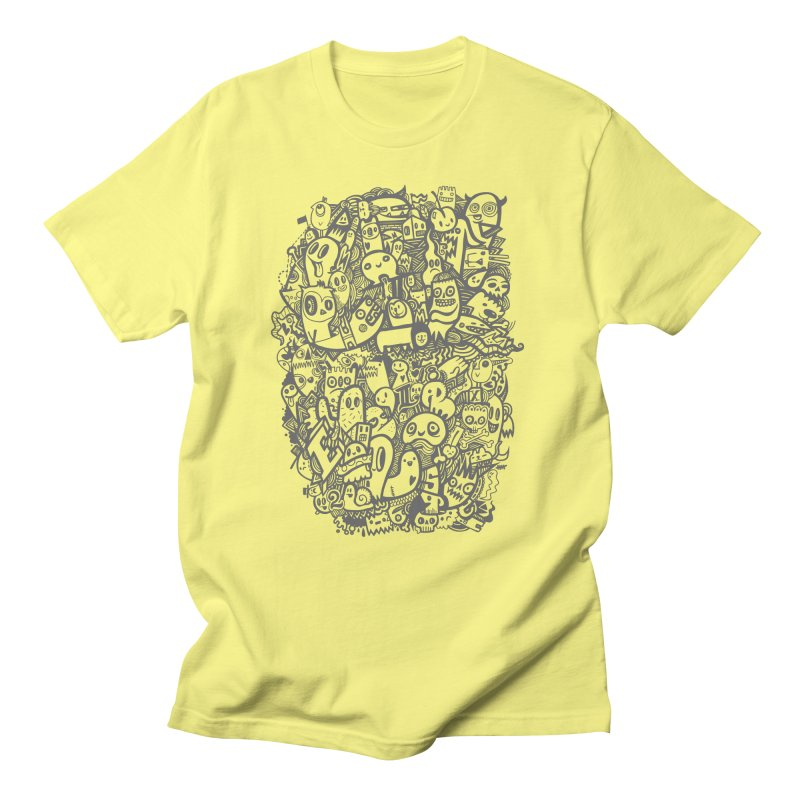 Doodlers Dynasty Women's T-Shirt by wotto's Artist Shop