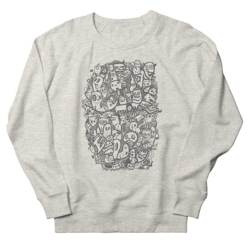 Doodlers Dynasty Men's Sweatshirt by wotto's Artist Shop