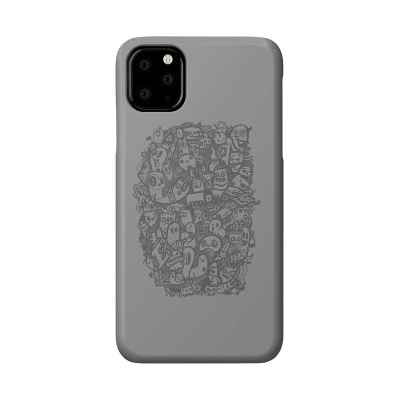 Doodlers Dynasty Accessories Phone Case by wotto's Artist Shop