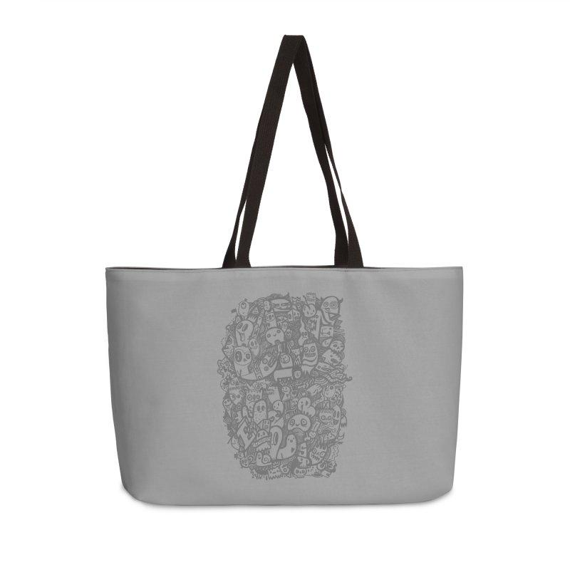 Doodlers Dynasty Accessories Weekender Bag Bag by wotto's Artist Shop