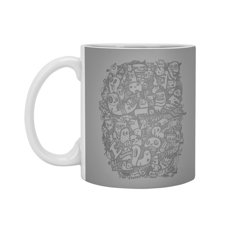Doodlers Dynasty Accessories Mug by wotto's Artist Shop