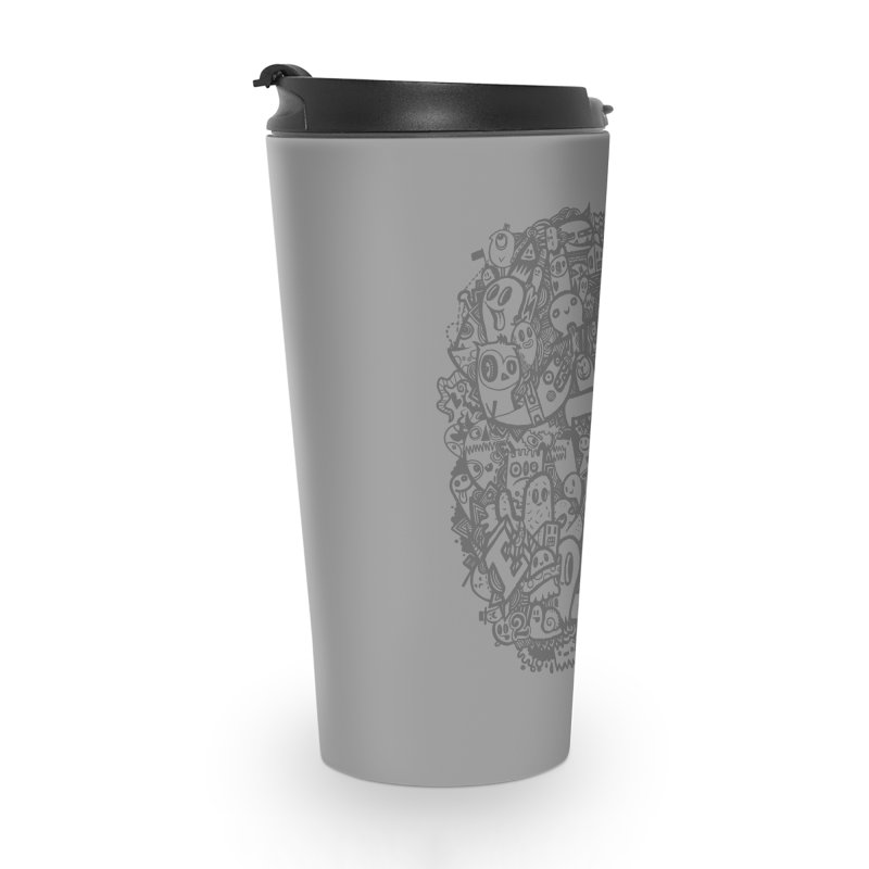 Doodlers Dynasty Accessories Travel Mug by wotto's Artist Shop