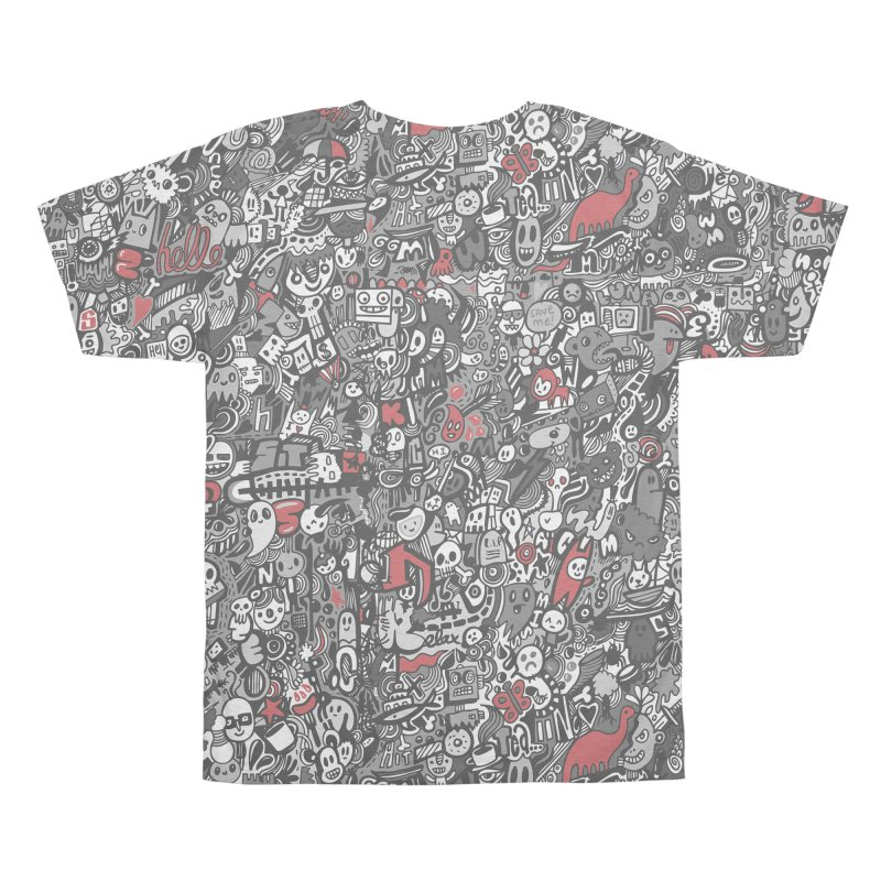 All of the Things Men's All Over Print by wotto's Artist Shop