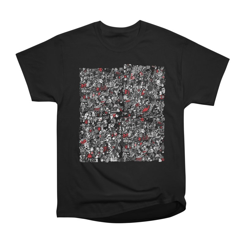 All of the Things Men's Heavyweight T-Shirt by wotto's Artist Shop