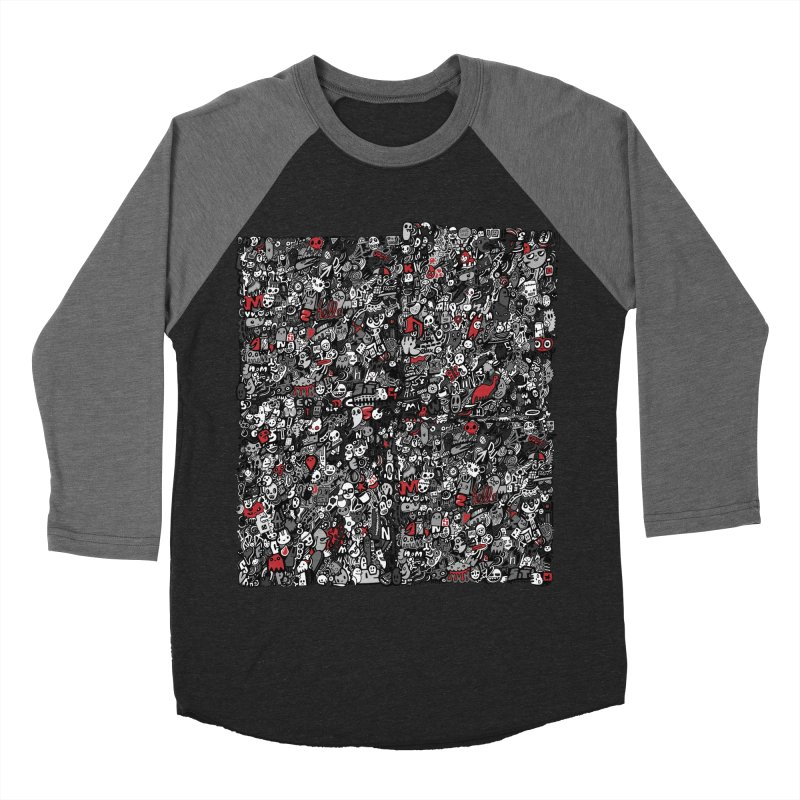 All of the Things Men's Baseball Triblend Longsleeve T-Shirt by wotto's Artist Shop