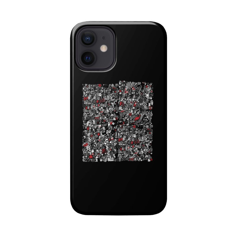 All of the Things Accessories Phone Case by wotto's Artist Shop