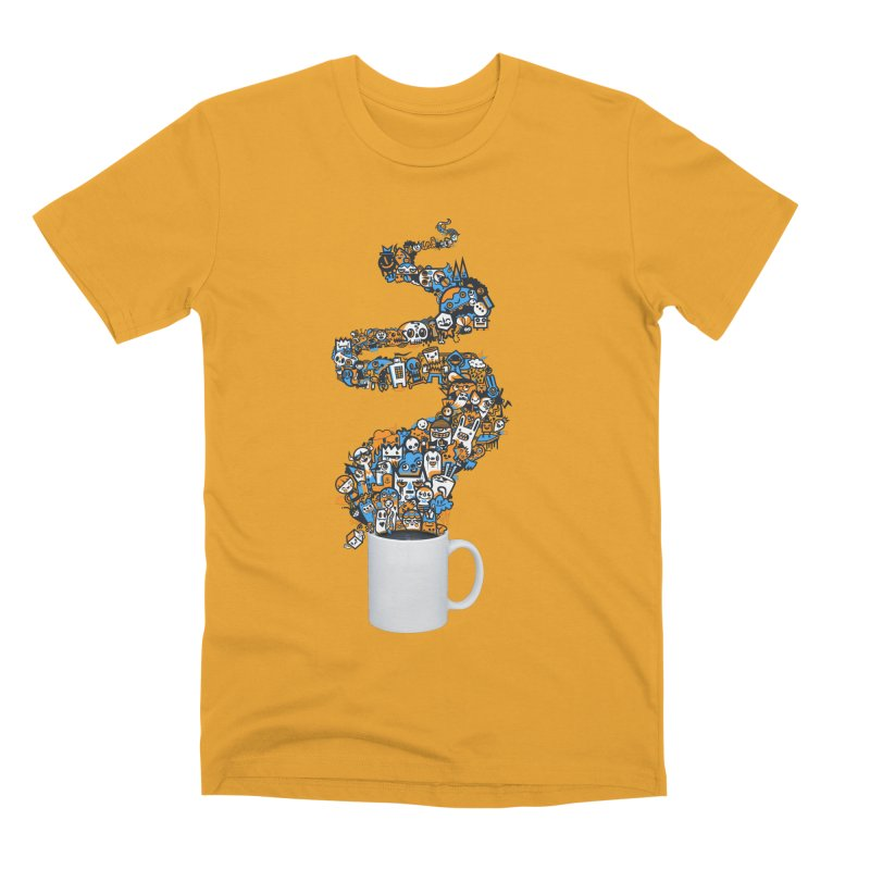 Wakey Wakey Men's T-Shirt by wotto's Artist Shop